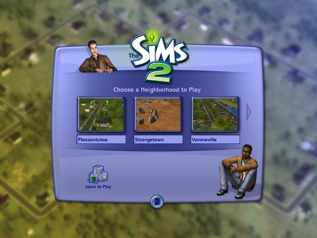 The Sims 2Getting Started  StrategyWiki the video game