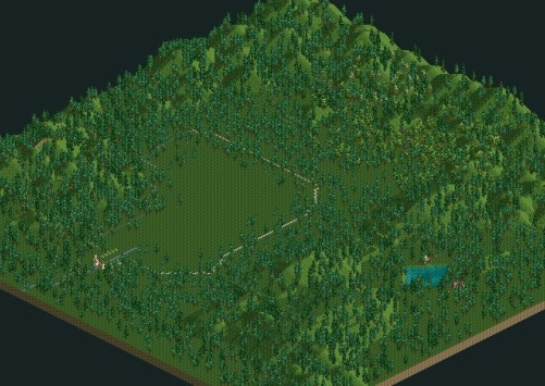 Rollercoaster Tycoon Forest Frontiers Strategywiki The