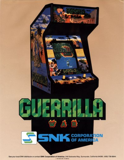 Guerrilla War — StrategyWiki, the video game walkthrough ...