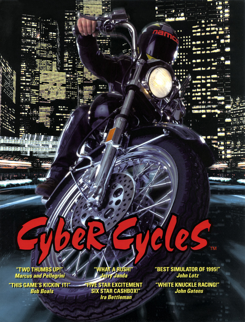 Cyber Cycles  StrategyWiki the video game walkthrough