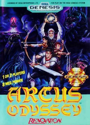 Arcus Odyssey  StrategyWiki the video game walkthrough and strategy guide wiki