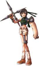 Yuffie Final Fantasy VII - Disc 1