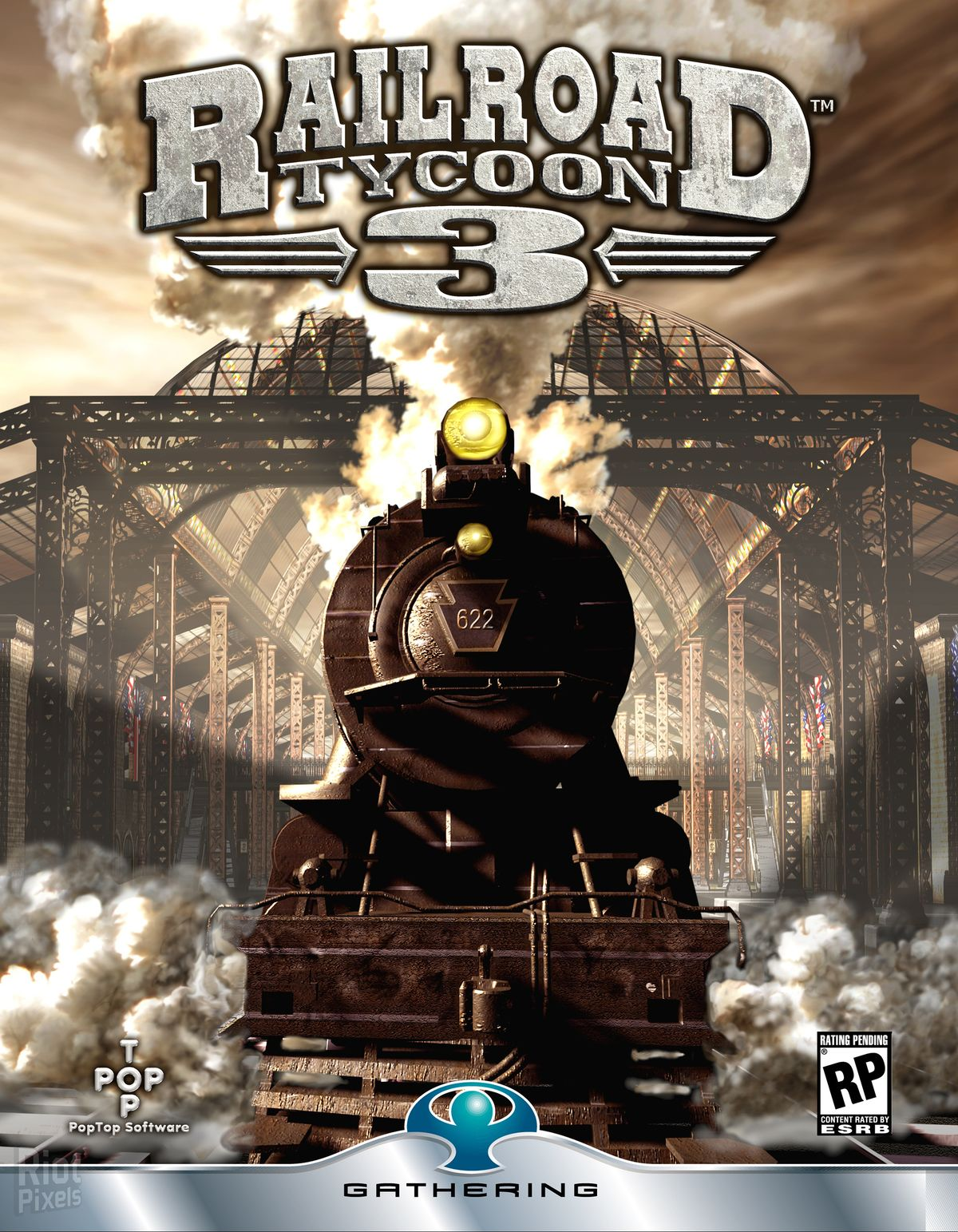 Railroad Tycoon 3  StrategyWiki the video game