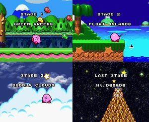 Kirby Super StarSpring Breeze StrategyWiki The Video Game Walkthrough And Strategy Guide Wiki