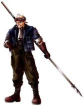 Cid Final Fantasy VII - Disc 1