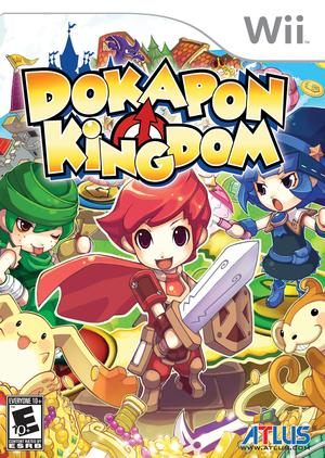 Dokapon Kingdom StrategyWiki The Video Game Walkthrough