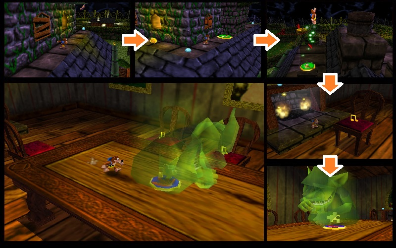 BanjoKazooieMad Monster Mansion  StrategyWiki the