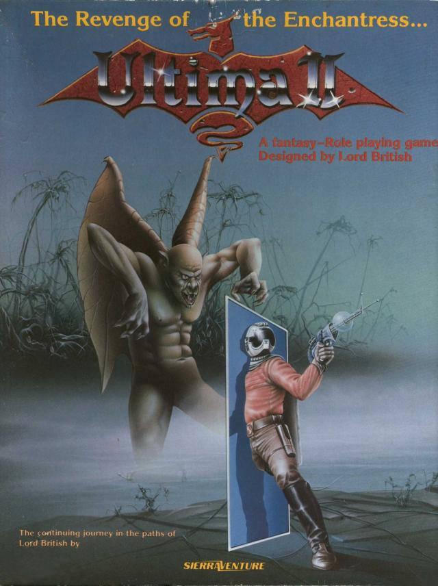 Ultima II The Revenge Of The Enchantress StrategyWiki