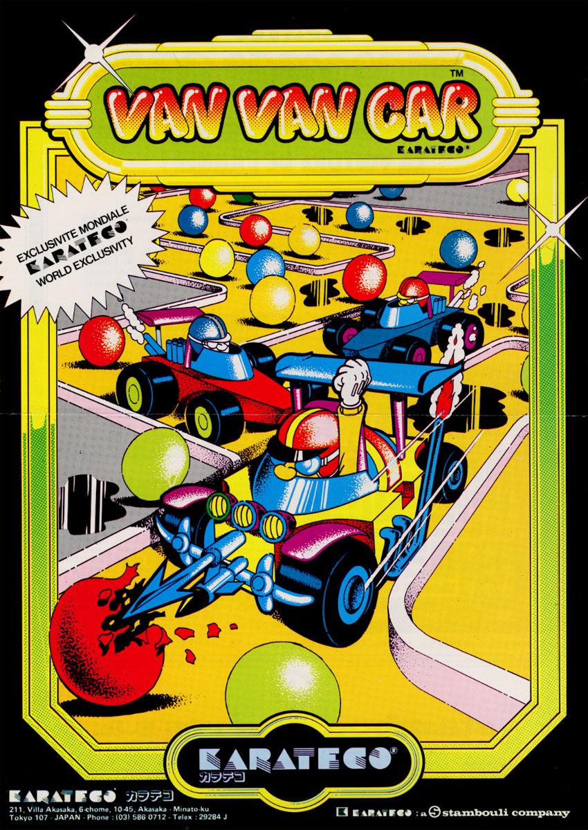 VanVan Car  StrategyWiki the video game walkthrough and