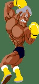 Super PunchOutSuper Macho Man  StrategyWiki the