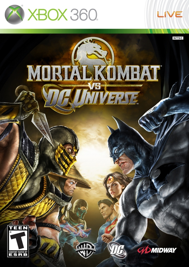 Mortal Kombat Vs DC Universe StrategyWiki The Video