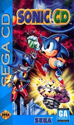 Sonic CD  StrategyWiki the video game walkthrough and
