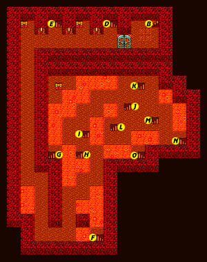 Dragon Warrior IIMoon Tower and Sea Cave  StrategyWiki