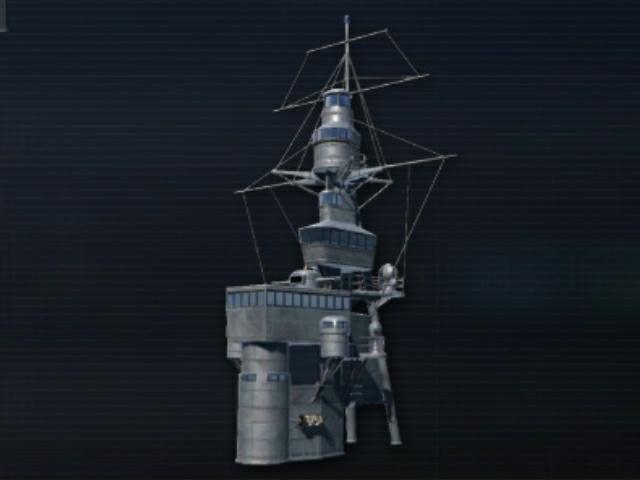 球磨型 - 前艦橋(1920) - 艦つく非公式wiki Wiki*