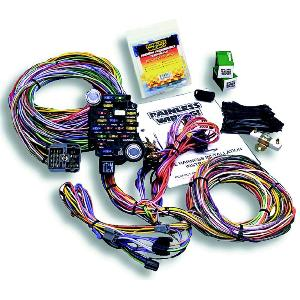 Painless Chassis Wiring Harness WILD HORSES Parts & Accessories