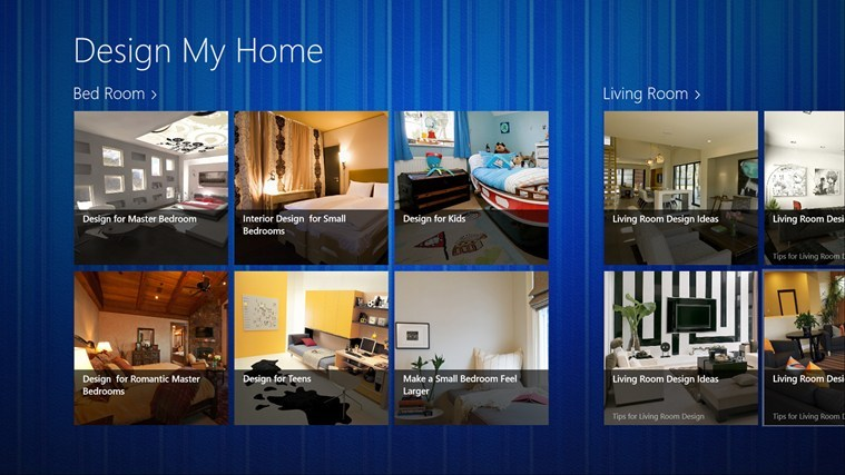 Interior design app for windows 8 for Interior design decoration app