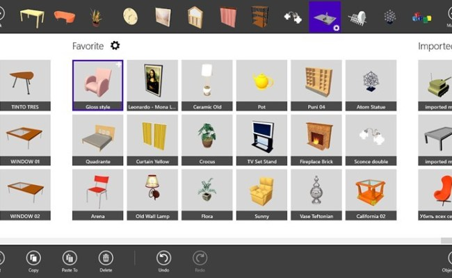Design Your House With Live Interior 3d App For Windows