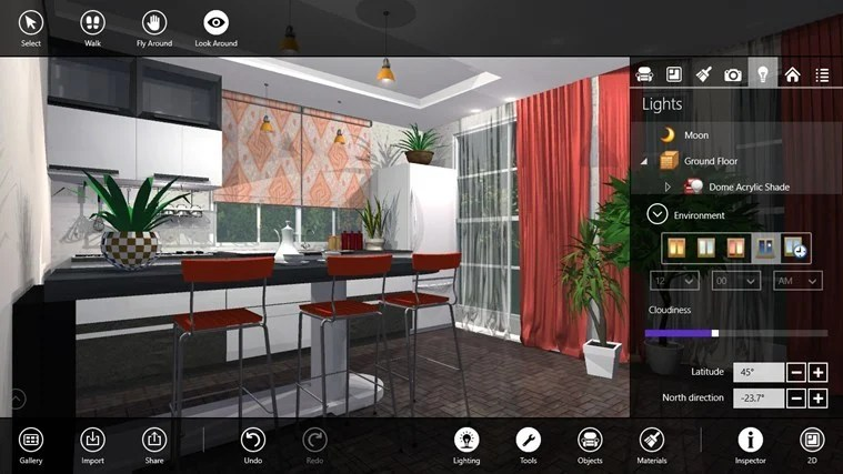 Design Your House With 'Live Interior 3D' App For Windows 8 10