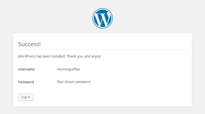How to install WordPress locally on Windows 10 without 3rd