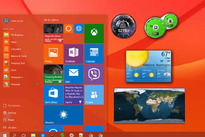 Best Windows 10 Desktop Gadgets To Download