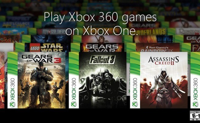 Xbox One Backward Compatibility More Than 250 Games Now
