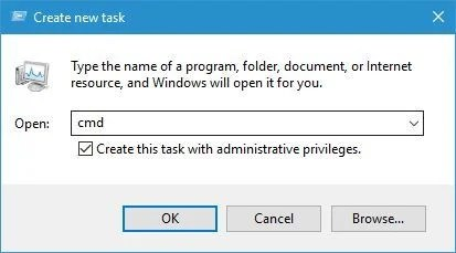 Windows key + Tab not working Windows 10 cmd