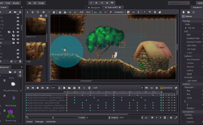 5 Game Design Software That Include Game Debugging Tools