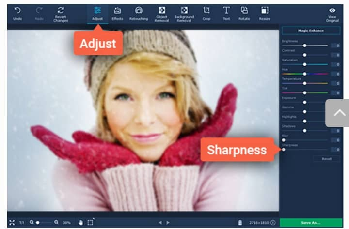 Fix blurry pictures with these tools