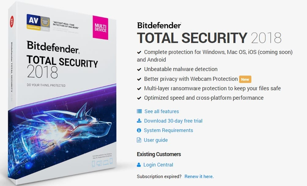 Best Pc Protection 2017