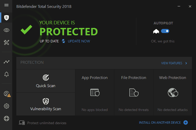 Best Total Security Pc