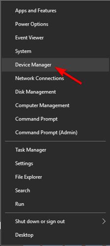 device manager Camera not working error code 0xa00f4244