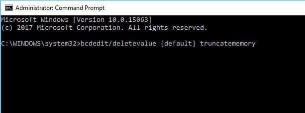 Fix: BAD_SYSTEM_CONFIG_INFO error on Windows 10