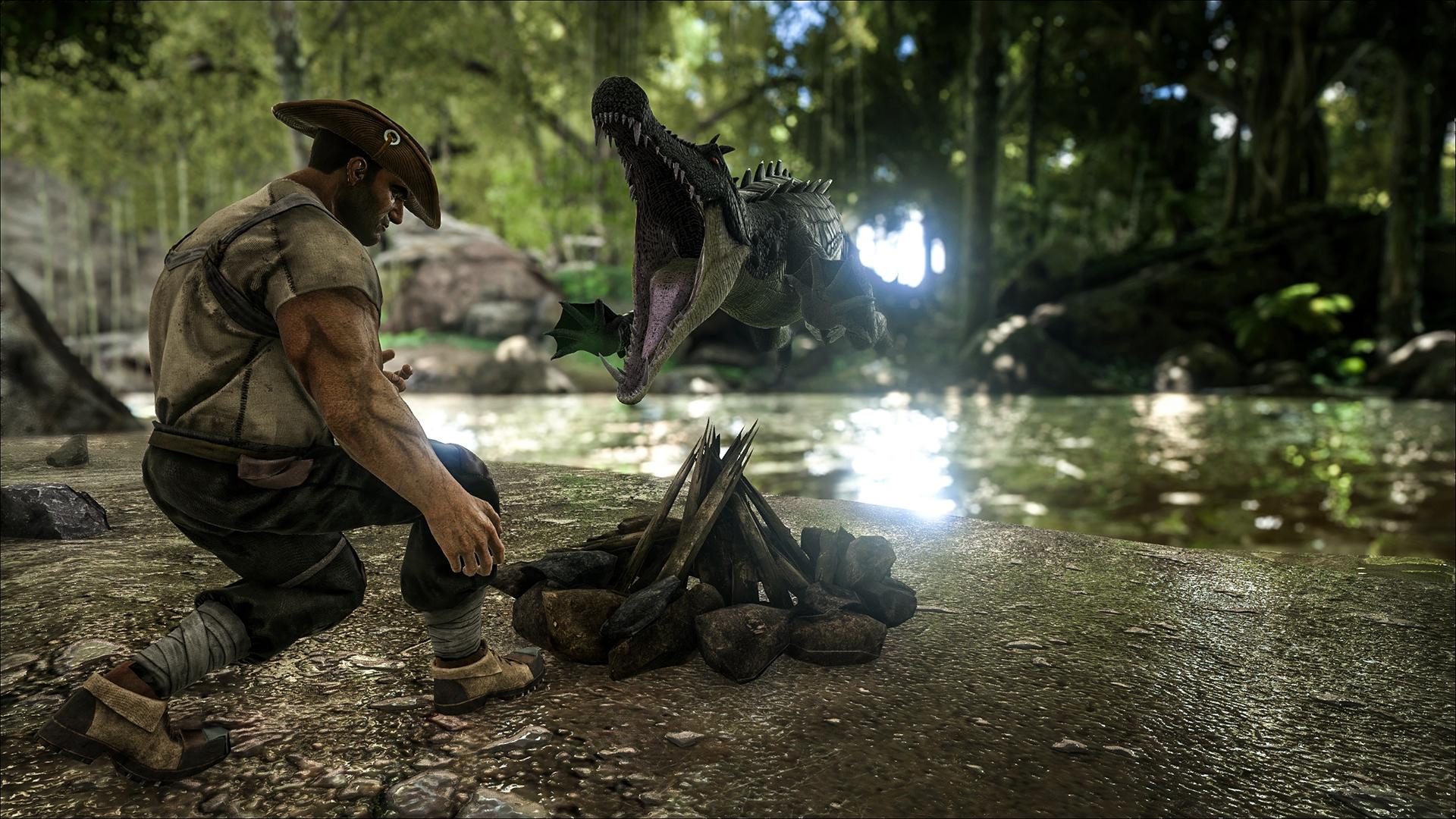 ark survival evolved won