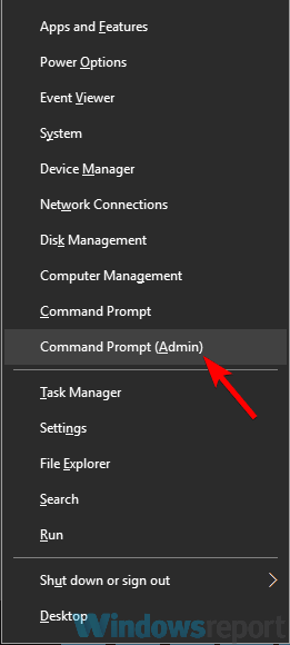 can't encrypt command prompt