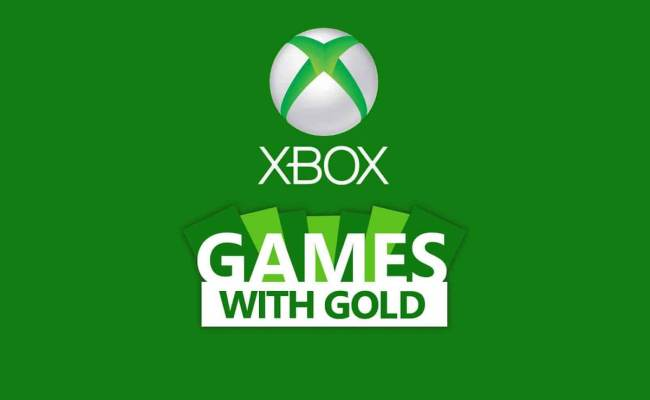 August Games With Gold Brings Gears Of War 4 And Forza 6