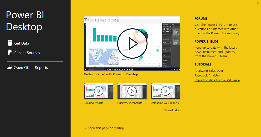 Why can't I open Power BI files?