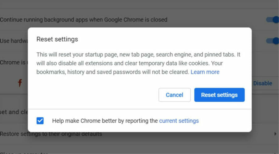 Salesforce not working in Chrome