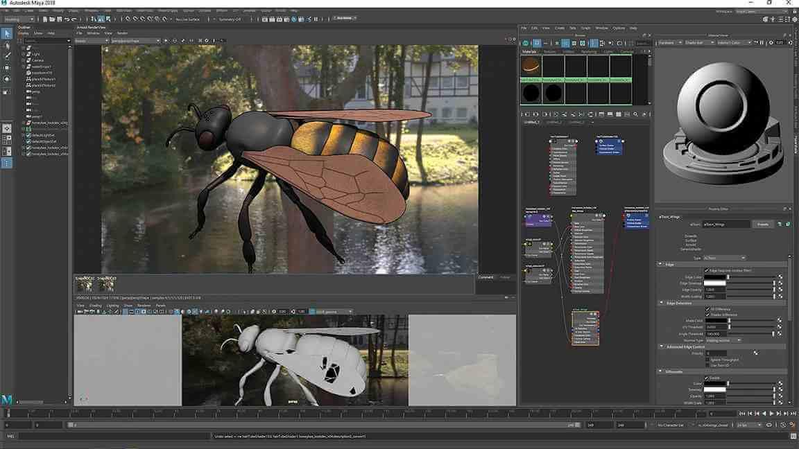 Software Horses 3d Max
