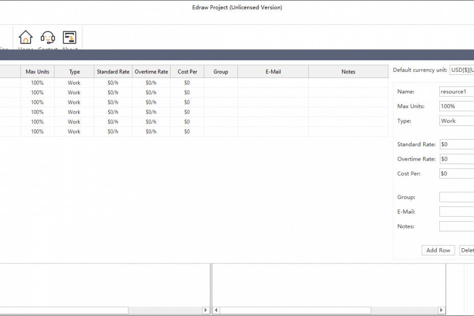 Edraw Project free Gantt chart software download [review]