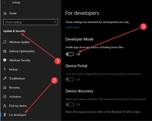 Fix this app can't run on your PC in WIndows 10 error