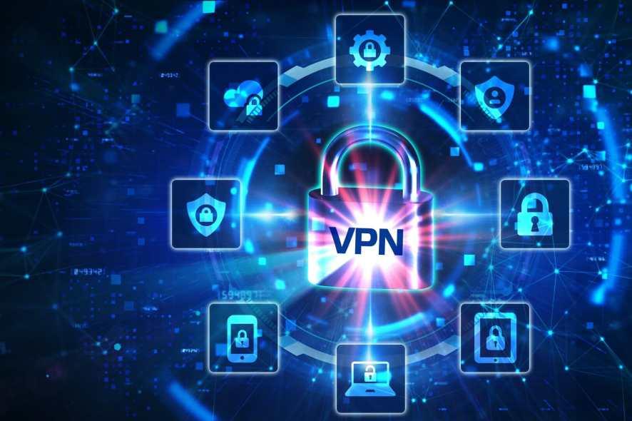 how to change VPN password in Windows 10