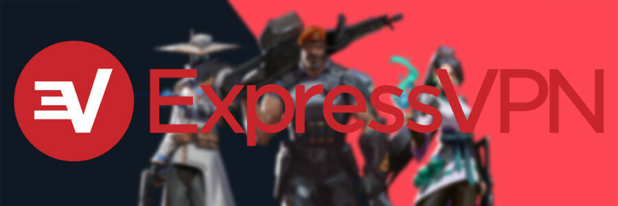 use ExpressVPN for Valorant