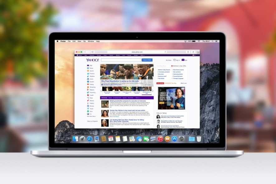 lightweight browser for mac