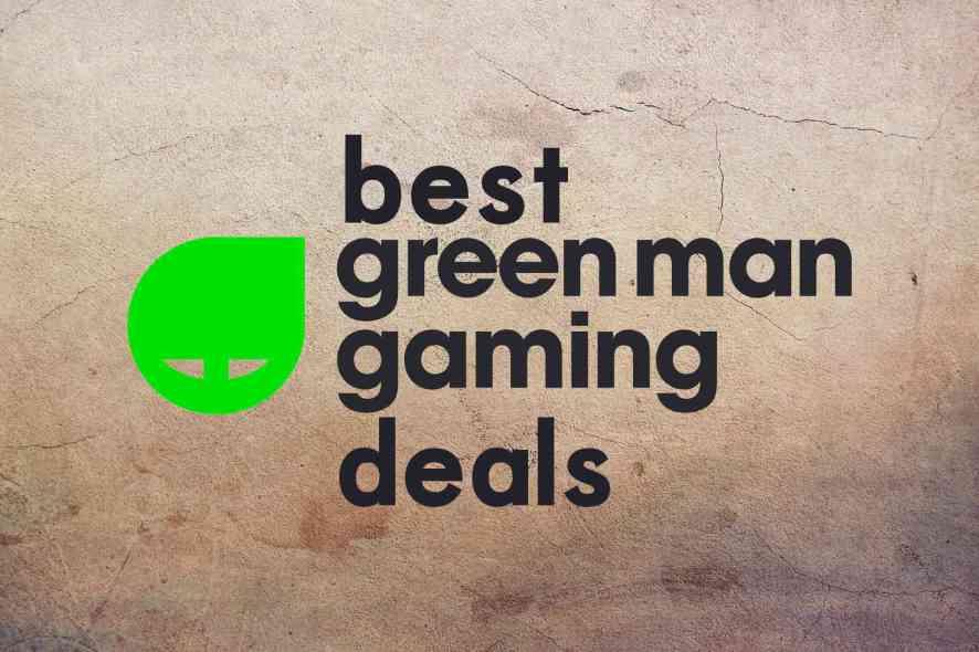 green man gaming dealss