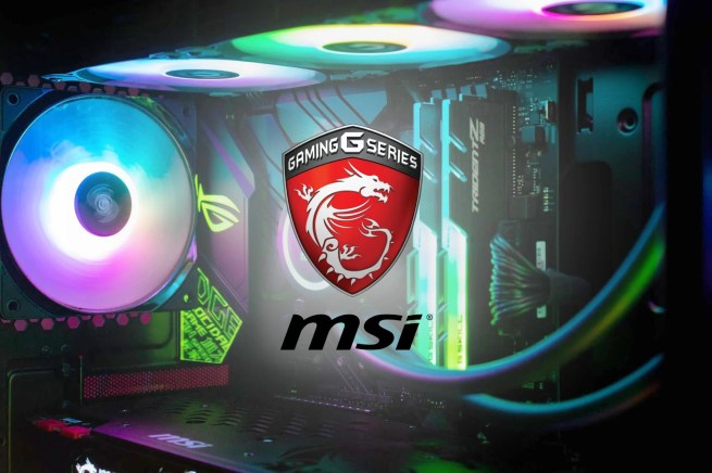 msi driver and app center not working
