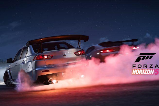 Forza Horizon 5 4K screenshots