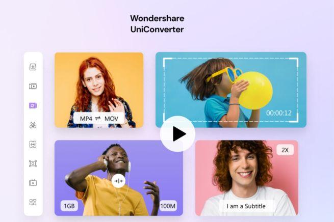Wondershare Uniconverter release