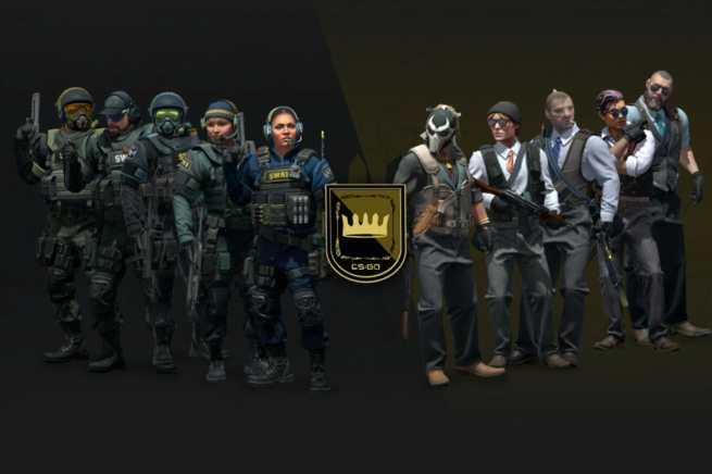 CS GO FPS
