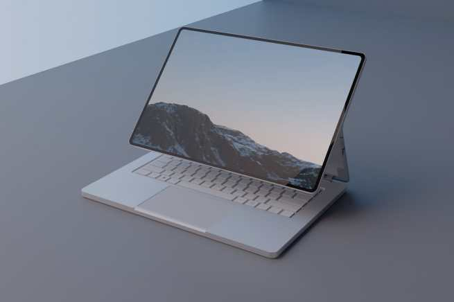 surface pro design