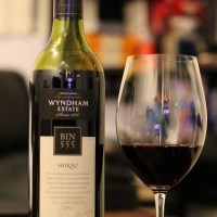 Review: Wyndham Estate - Bin 555 (2013)